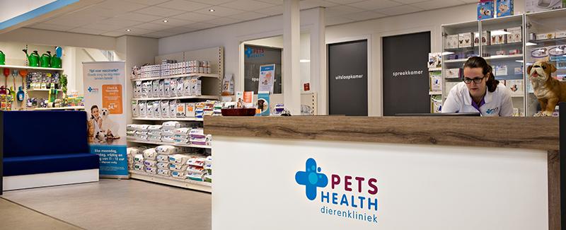 Pets Health afspraak maken